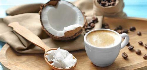 kahveye hindistan cevizi yağı katmak