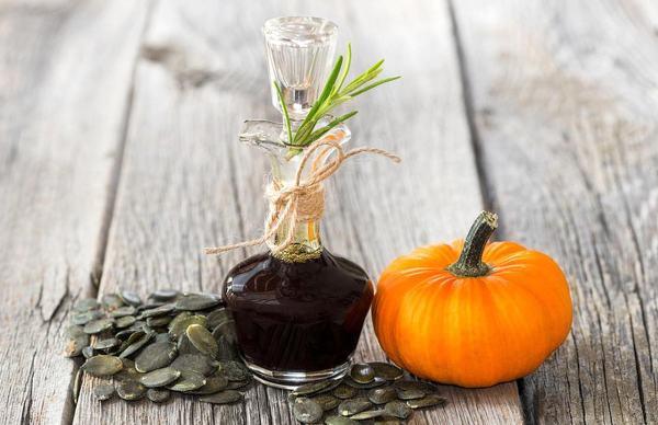 pumpkin seed oil balkabağı yağı