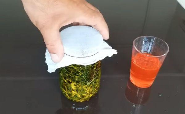kantaron yağı yapılışı nasıl yapılır