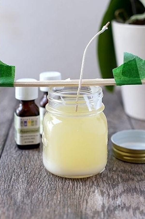 evde aromaterapi mumu nasıl yapılır